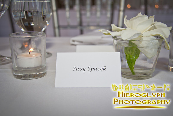 Spacek and Friedkin Tribute Dinner