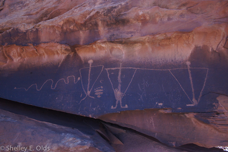 Communing with Petroglyphs