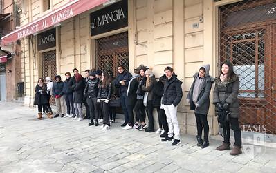 Academic Travel - IB Seminar Trip to Siena
