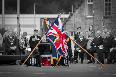 Drumhead Service 16th September 2018