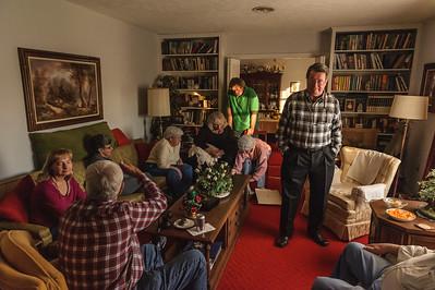 Family Visit Caldwells Nov 2015