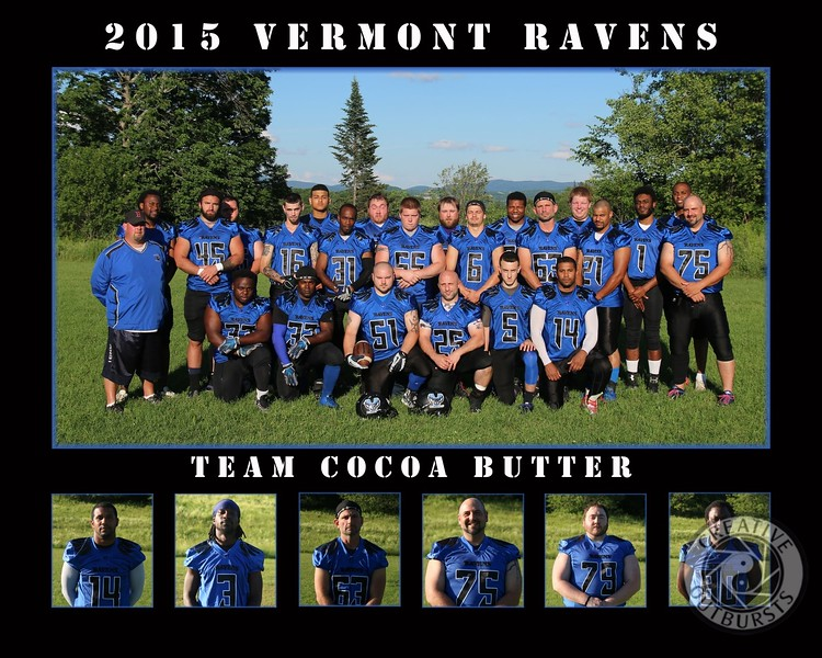 Team Cocoa Butter
