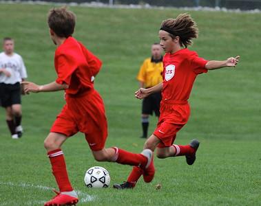 LTS M.S. Boys Soccer vs Arlington I photos by Gary Baker