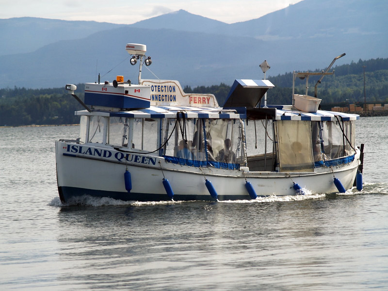 The Dinghy Dock Ferry