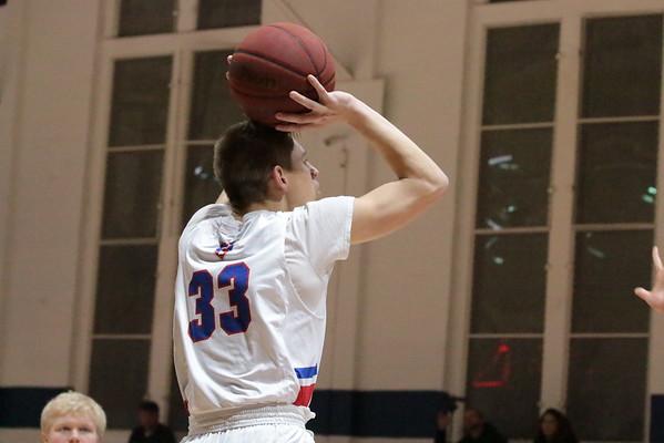 Prep Basketball vs Regents School - Dec 17