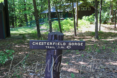 Chesterfield Gorge-Chesterfield,NH