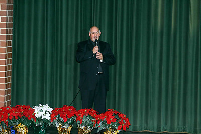 CHS Christmas Choir Concert 2010