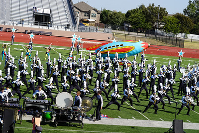 UIL Region Marching Contest, Oct 19, 2019