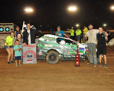07-21-2018 Feature Winners Ed Jordan IMCA Memorial, Factory Stock Summer Heat Showdown