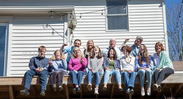 Joanne's Family