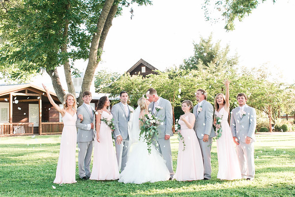 Lee + Emily | Homestead at Zion Wedding