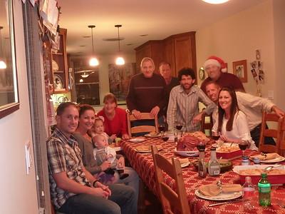 2014 1225 Christmas Dinner at Joanne & Piet's