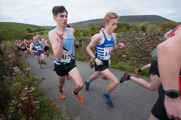 UK Athletics Championships Hill and Fell Relay 2015
