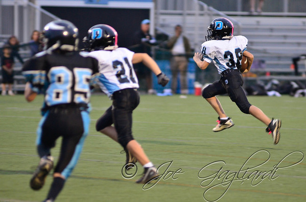 Oct 11 - JV vs Parsippany