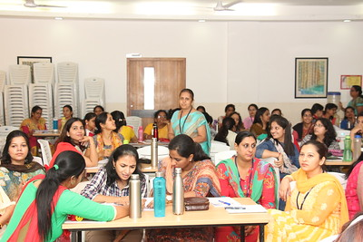 Workshop on Learning Disabilities By Madhavi