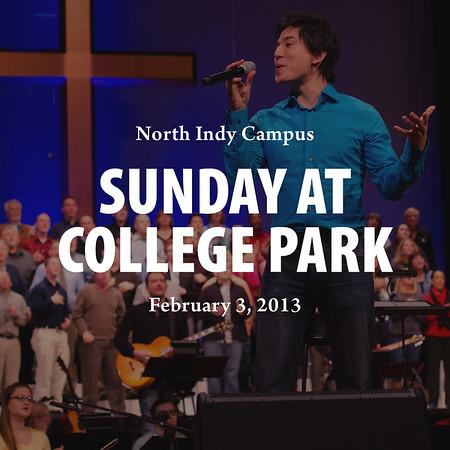 Sunday, February 3, 2013