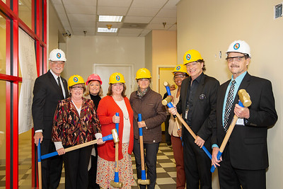 Ground Breakings and Ribbon Cuttings