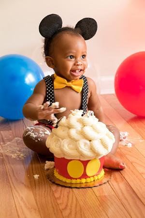 SInai's 1st Birthday