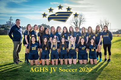 Girls JV Soccer Picture Day