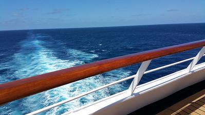 Day at Sea Mar 17