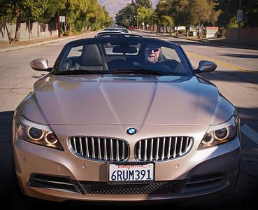Supercar Sunday - Malibu Canyon - BBQ at Chuck's - 14 Oct 2012