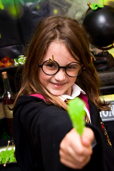 Harpers Harry Potter Bday