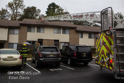 10/20/2019, Commercial Dwelling, Vineland City, Cumberland County NJ, 1301 S. Lincoln Ave. Oak Valley Apartments, 800 Building