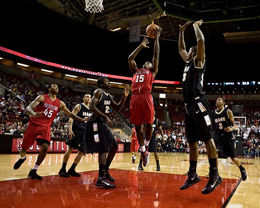 Mens Basketball January 30, 2010