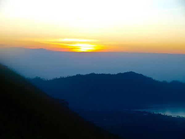 Mt. Batur Sunrise Summit Trak
