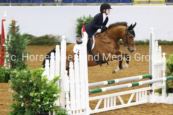 2021 Lexington Spring Encore Horse Show -- Wednesday -- Coliseum