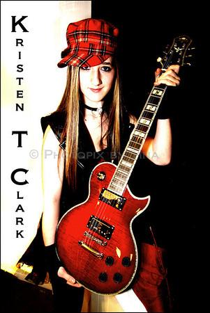 Kristen T Clark Promo Photos