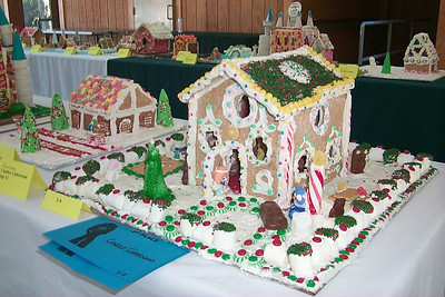 Gingerbread Houses 2006