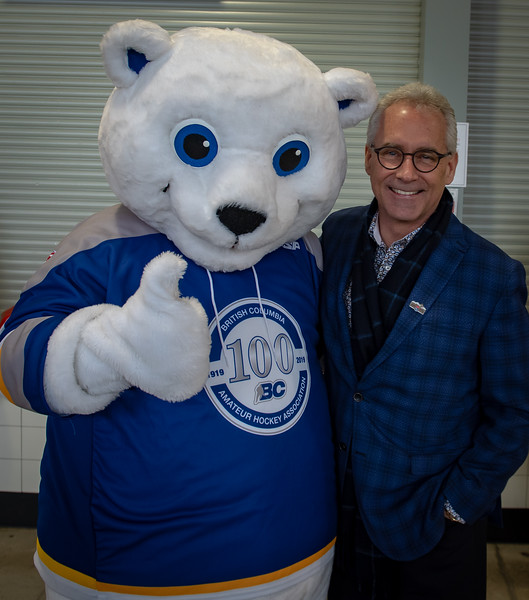 2019 IIHF WJC Victoria Volunteer Training | Save-on-Foods Memorial Centre | Victoria BC