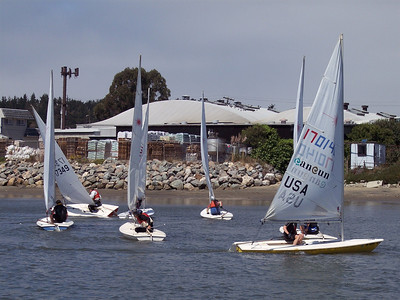 2011-09-05: Labor Day Laser Sail-Off