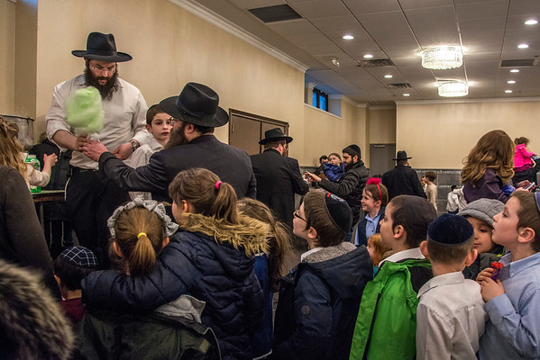 For Chabad Consideration