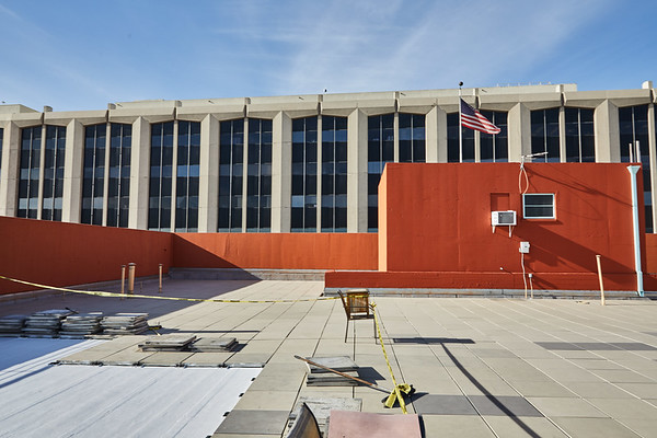 Gerry Building Rooftop