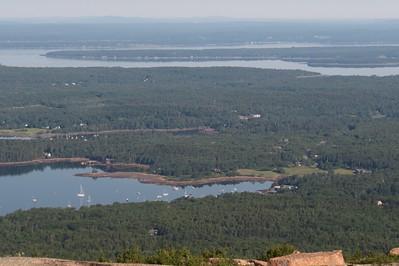 Acadia Nat'l Park, Bubbles/Sargent/Penobscot/Pemetic, 28 JUN 2014