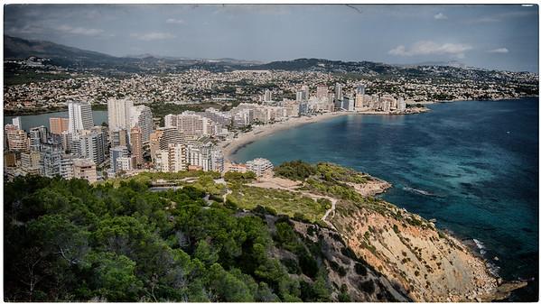 Spanien - Calpe & Valencia