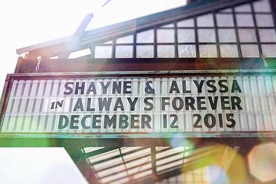 Shayne & Alyssa