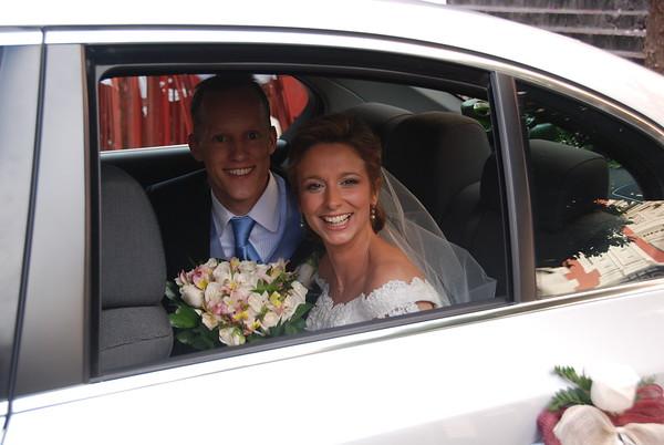 WEDDING SANDER AND MARIA, MAY 30, 2008