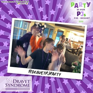 Party In Your PJs for Dravet!