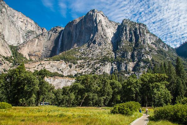 Yosemite with Pete, July 2016