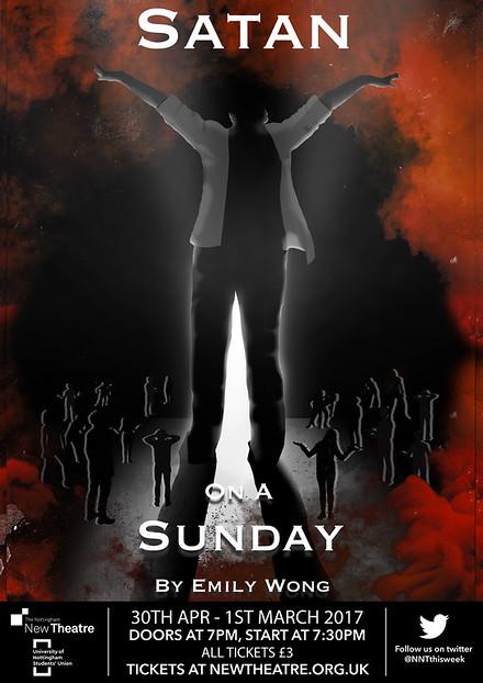 Satan on a Sunday poster