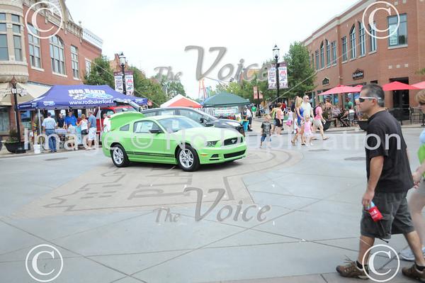 Plainfield, IL Fest 7-21-12