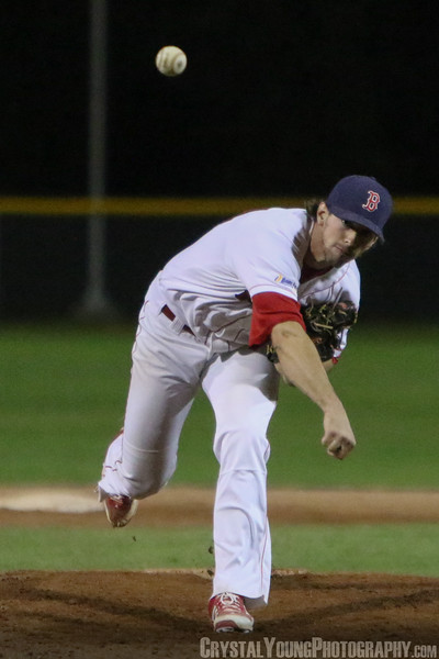 Toronto Maple Leafs at Brantford Red Sox July 3, 2015
