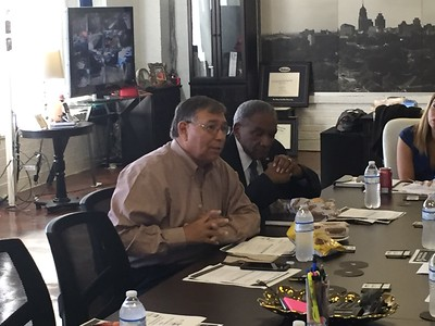 Board Meeting October 2018