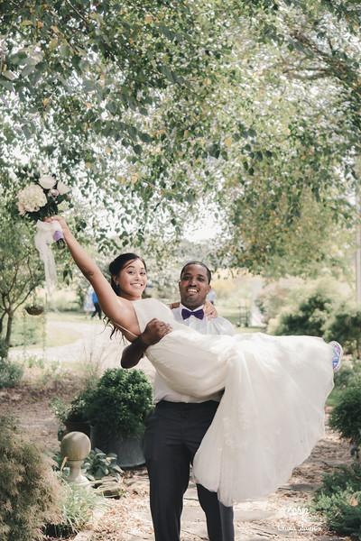Bridal Party & Portraits