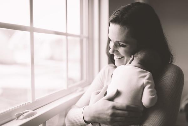 Cleveland, Ohio Family Photographer   Gianna's Newborn Session