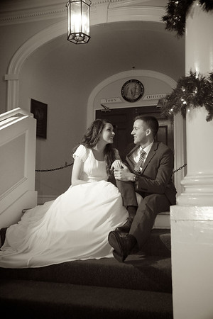 Winter Weddings/Night Photography