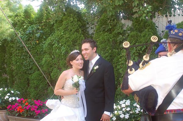 Brad & Rebekah's Wedding